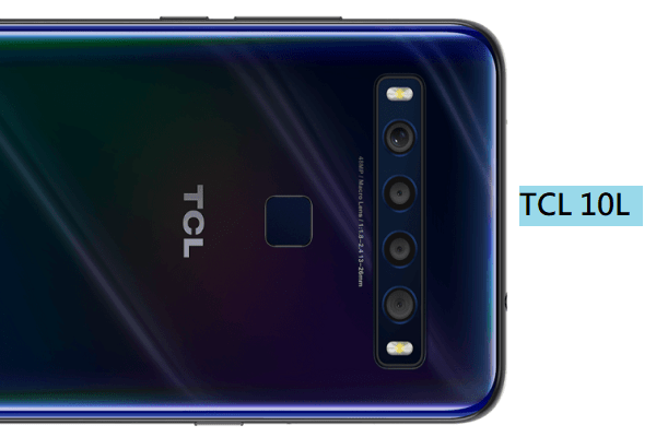 TCL 10L - Full phone specifications