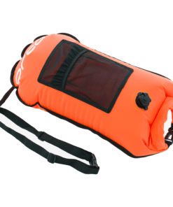 Orca Safety Swim Buoy - Orange