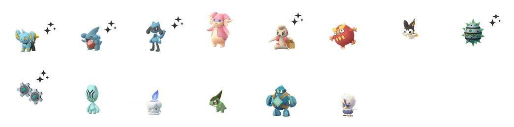 (11月19日更新)目前所有蛋池一覽 Pokemon Go Current Eggs Hatches - JUSTYOU