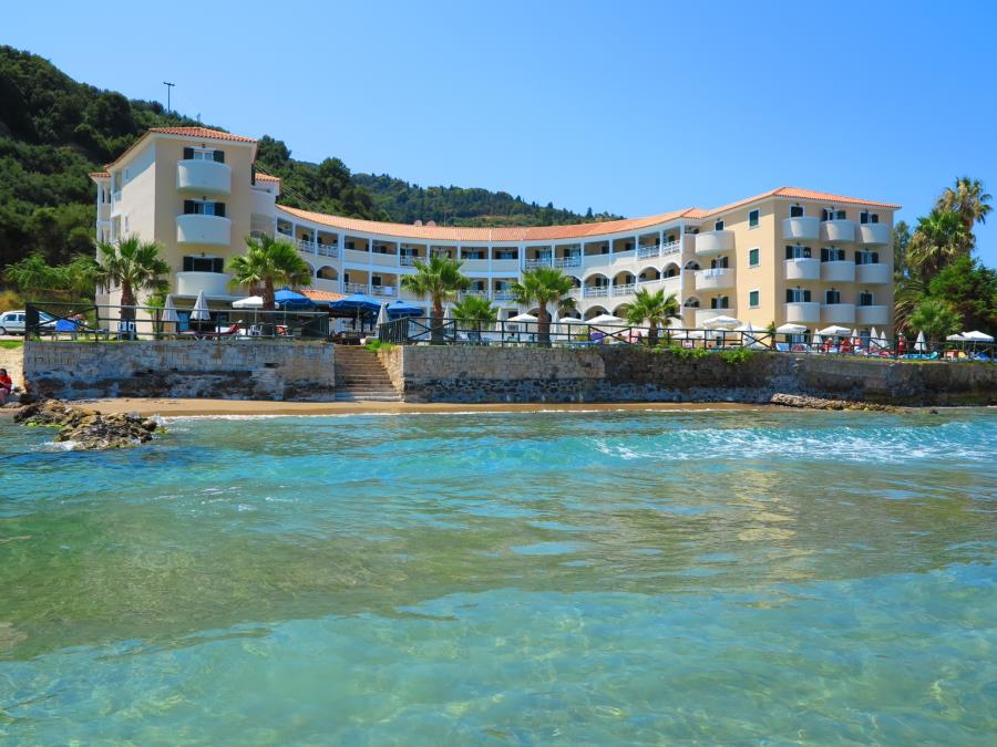 Windmill Bay Hotel In Argassi Reviews And Pictures Just