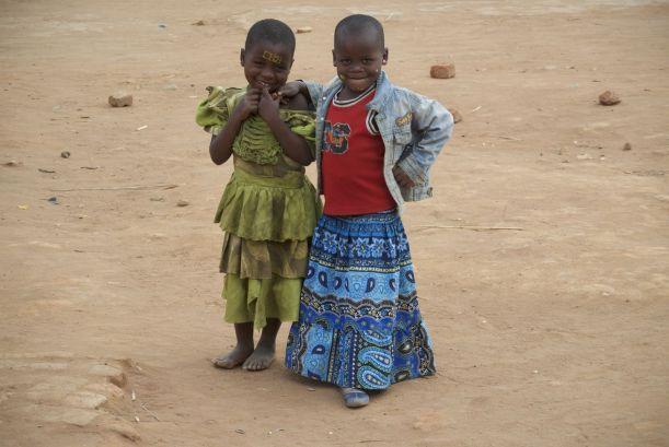 Kinderen fotograferen blijft leuk, en kinderen genoeg in Malawi