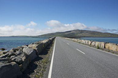 Eriskay Causeway