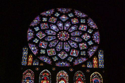 Een ander raam, en van binnen