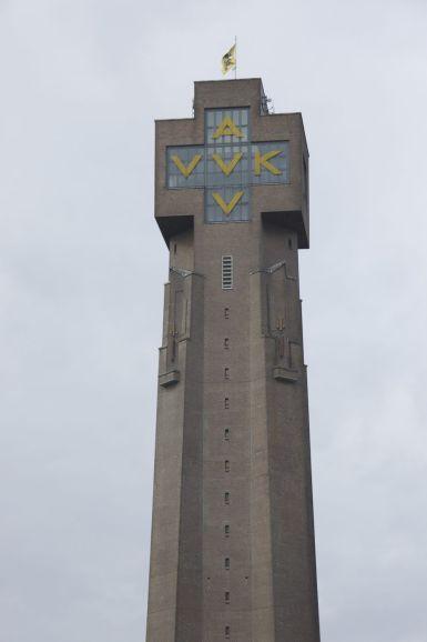 IJzertoren bij Diksmuide