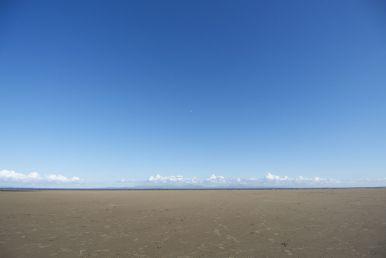 enorme zandbanken
