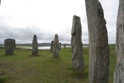 Fotograferen is vandaag je zo positioneren dat de andere mensen net wegvallen achter de grote stenen. Gelukkig zijn de stenen lekker groot.