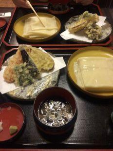 Kiryu's specialiteit: Himokawa udon