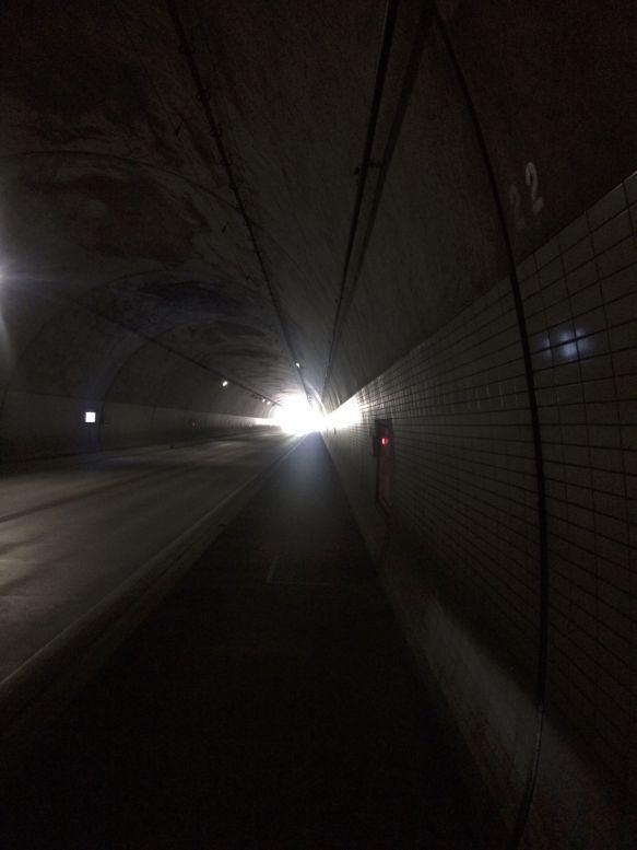 Het licht aan het eind van de tunnel