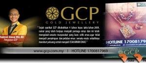 Jadual Program Keusahawanan GCP yang Terkini