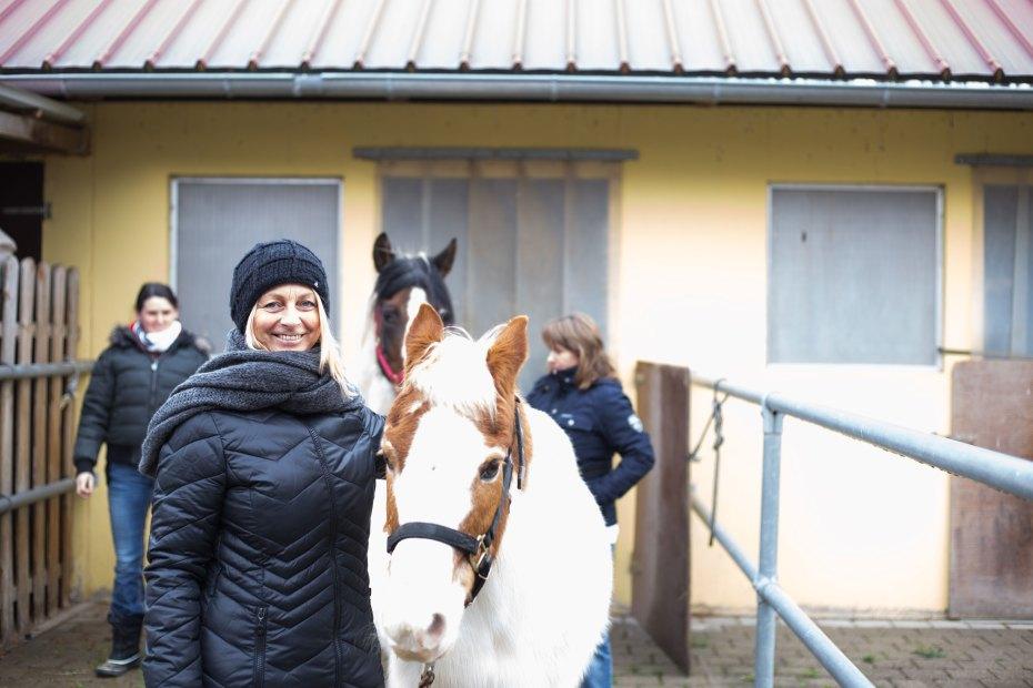Pferdegestütztes Coaching I Gruppenseminar