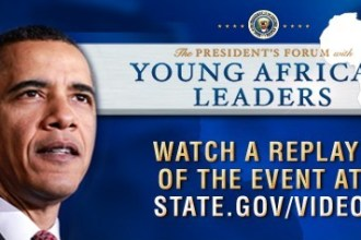 President Obama comment on Young African Leaders Initiative juuchini