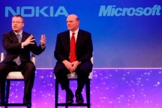 Britain Nokia Microsoft JUUCHINI