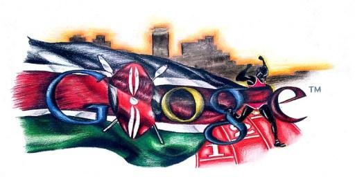 Feet of Gold Esther Wambui Githinji, Shree Cutch Leva Patel Samaj School Winner Doodle 4 Google 2013