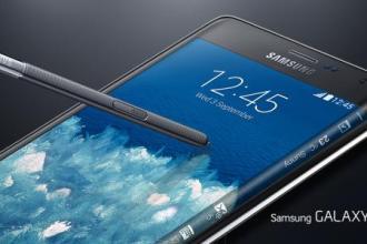 Samsung Galaxy Note Edge Screen Curved Not Bent SamsungMobile US JUUCHINI