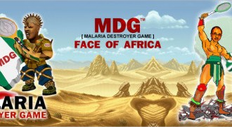 MALARIA DESTROYER GAME FOR AFRICA JUUCHINI