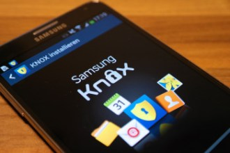 BLACKBERRY PARTNERS SAMSUNG FOR BETTER ANDROID SECURITY JUUCHINI