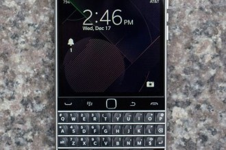 BLACKBERRY REVISITS THE OLD DAYS WITH A NEW CLASSIC JUUCHINI
