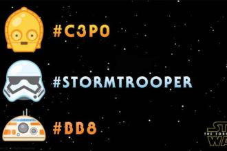 Star Wars Celebration Emojis Twitter JUUCHINI