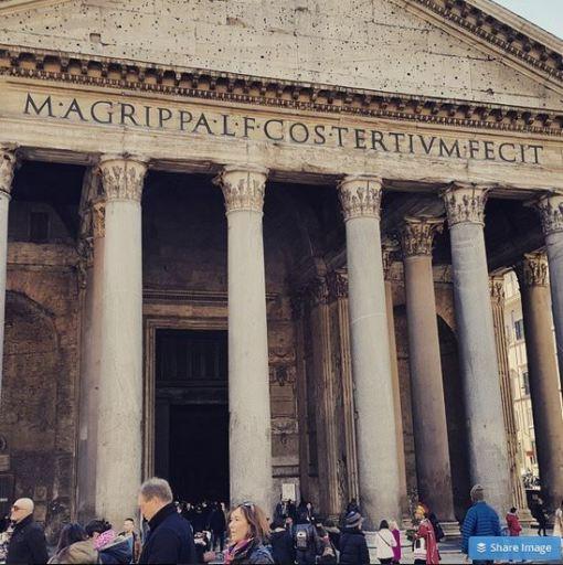 The Roman Pantheon JUUCHINI