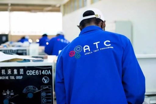Africa Tech Challenge Competition AVIC JUUCHINI