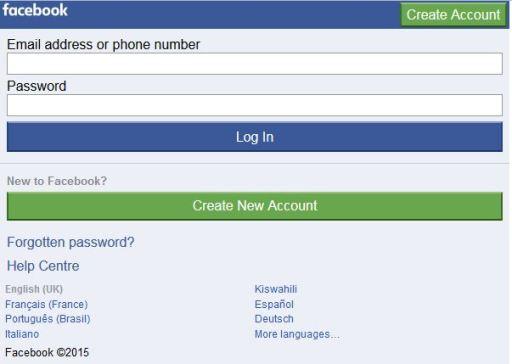 High Facebook Mobile Usage Internet Penetration Africa JUUCHINI