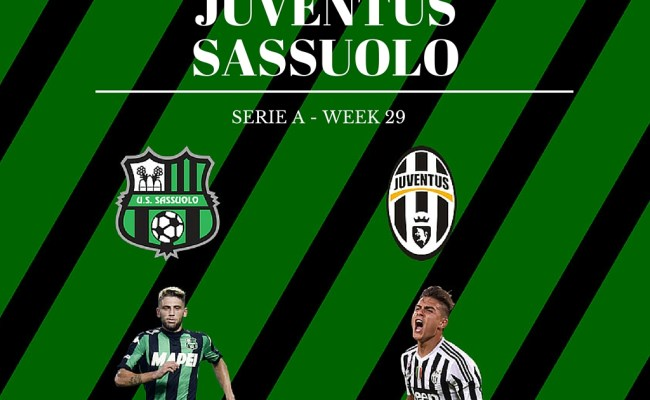 Juventus Vs Sassuolo Match Preview And Scouting Juvefc