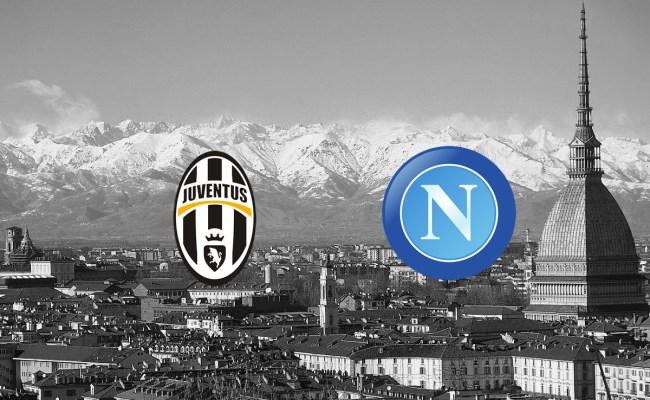 Juventus V Napoli Coppa Italia Match Preview Juvefc