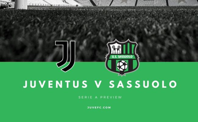 Juventus V Sassuolo Match Preview And Scouting Juvefc