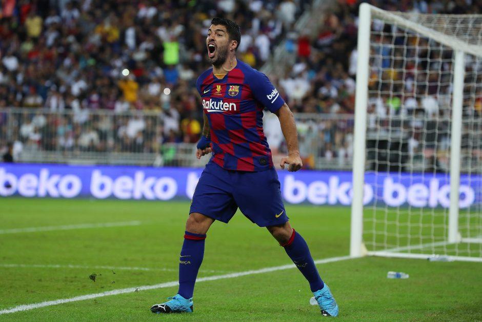 Juventus have enquired about Luis Suarez -Juvefc.com