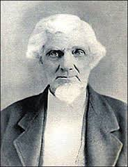 """William Smith, whose epic goatee is unjustifiably overlooked in the """"best beards in Mormon history"""" discussions."""