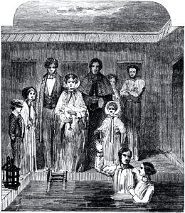 Mormon_baptism_circa_1850s