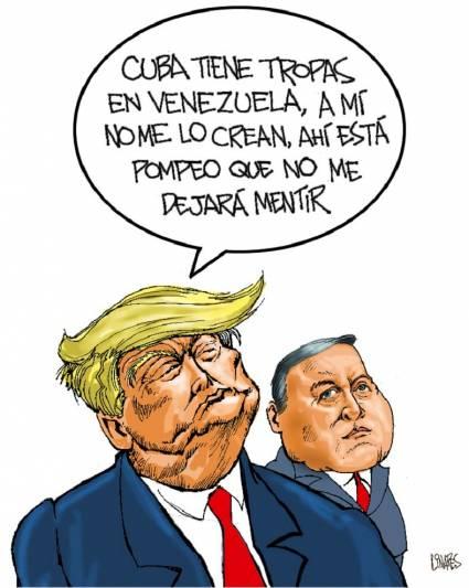 Ataques de Pompeo hacia América Latina