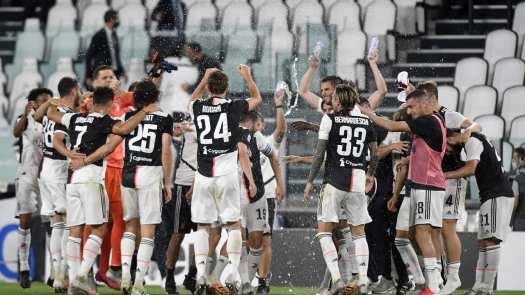 Juventus are the Italian Champions! | Juventus.com