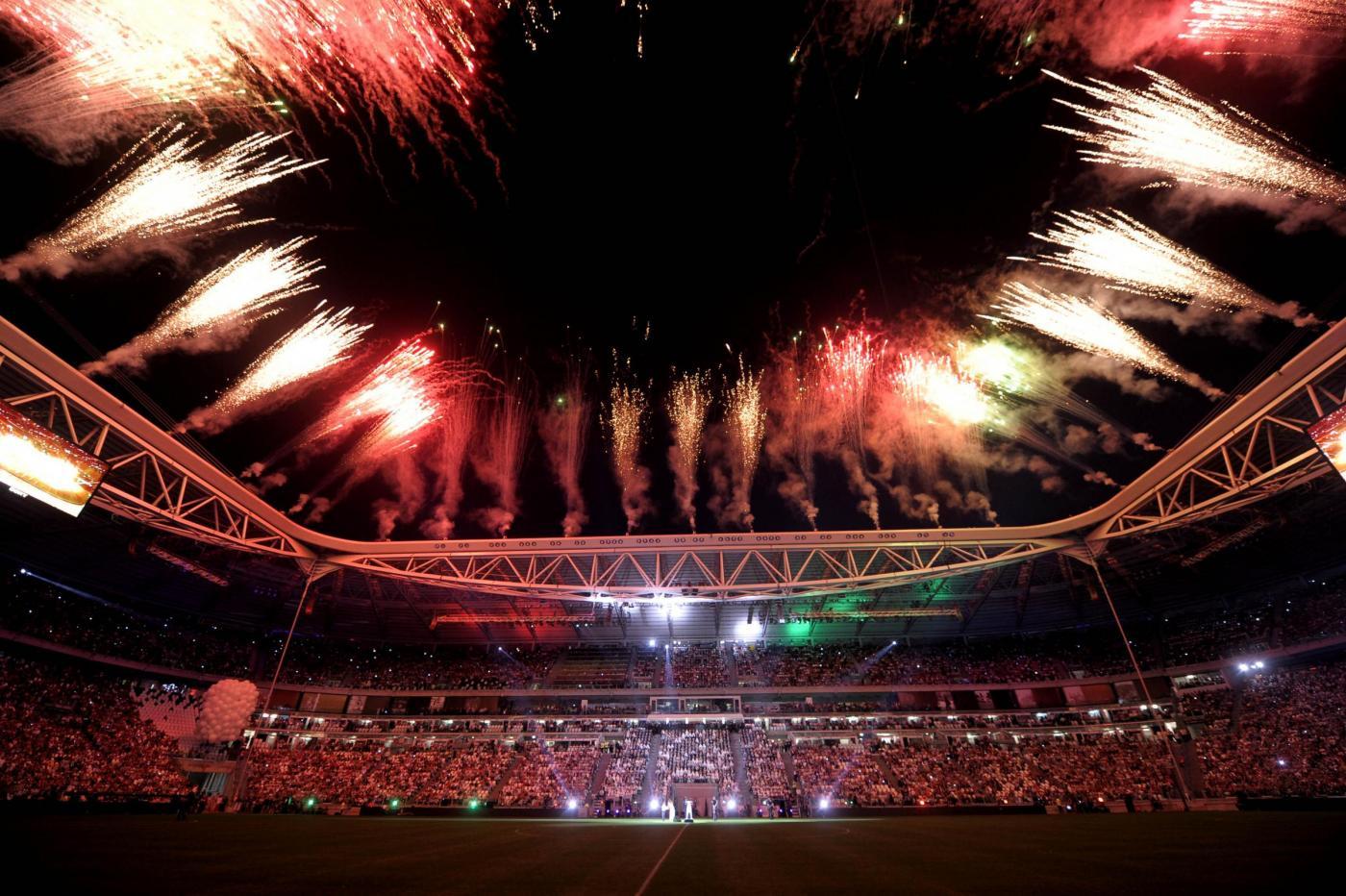 Buon compleanno Juventus Stadium  VIDEO  Juventus Club Doc Mussomeli Gigi Buffon