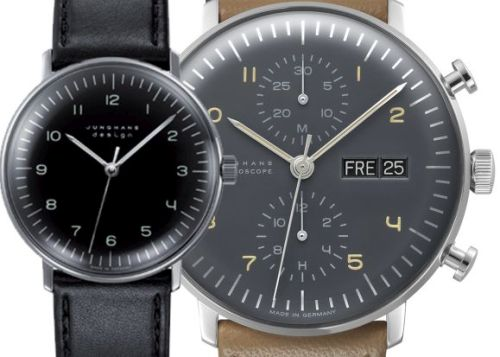Junghans Max Bill JHHESE2