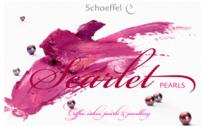 NEU: Scarlet-Perlen von Schoeffel – >> Precious Pearls in lipstick lusters <<