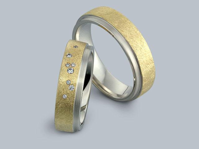 Juwelier Bonkhoff  Eheringe l1313sternenhimmel
