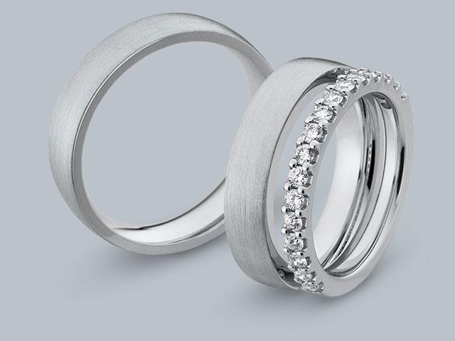 Juwelier Bonkhoff  Trauringe l1385eheringvorsteckring