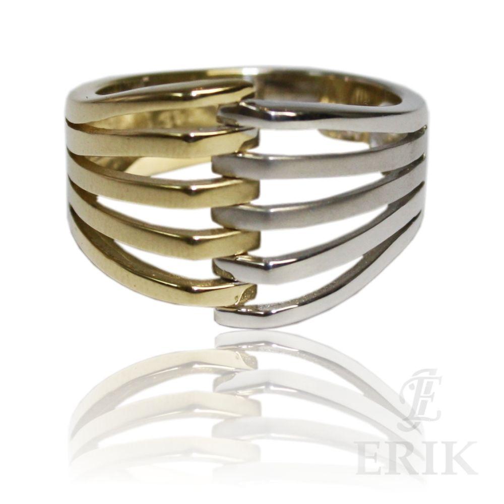 Maden 14 Karat 585 Goldring preiswert bei  Juwelier Erik