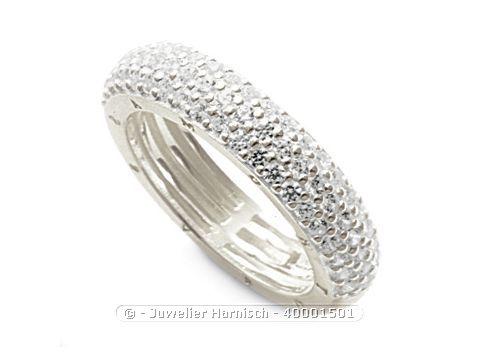 Thomas Sabo Ring  TR17770511456  Silber  Zirkonia