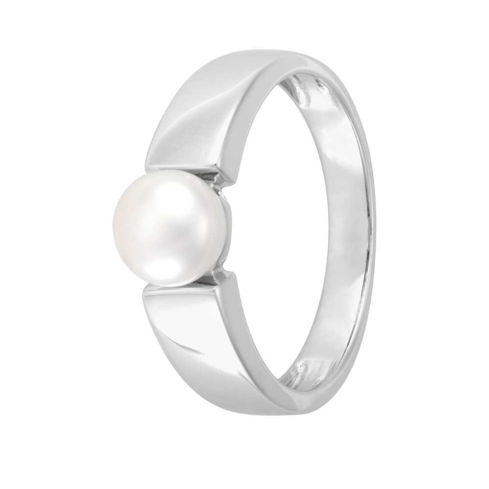 Weigold Schmuckring Perle  Trauringe bei Juwelier Maximilian in Nrnberg und Erlangen