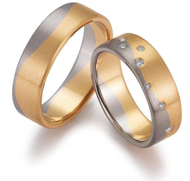 Trauringe  Gerstner  Exklusive Kollektion  Gold 375 585 750