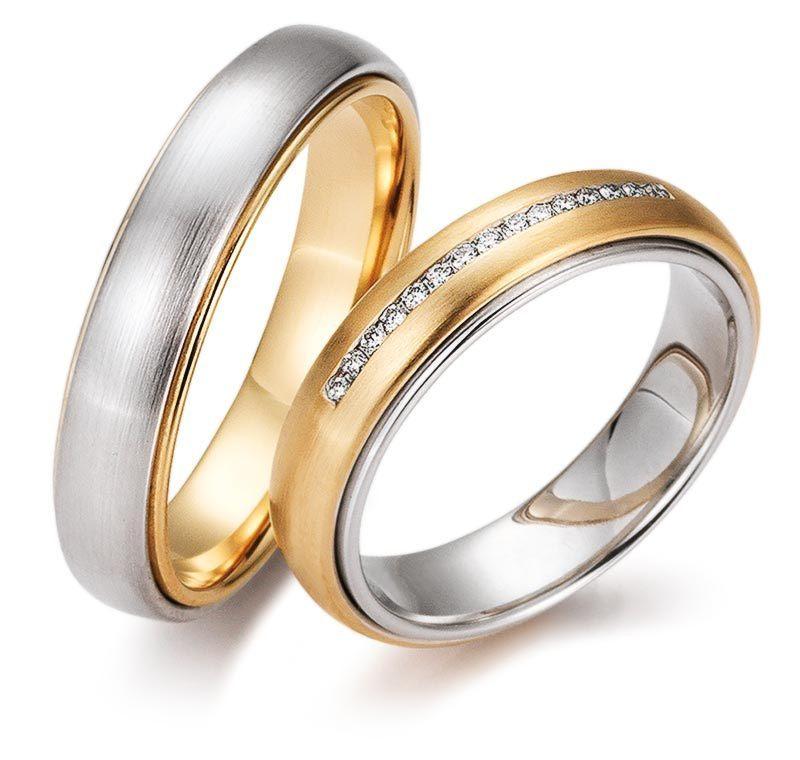 Trauringe  Gerstner  28376  Exclusiv Kollektion  Gold 375 585 750 Palladium Platin