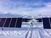 Juwi Americas Two Large Solar Arrays Built In
