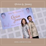 dinner party vivien n jemmy by juwita foto pekalongan