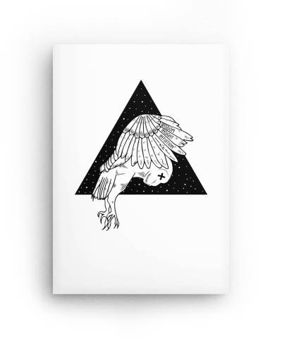 JUX & DOLLEREI   Handprinted posters & stuff with vegan colors