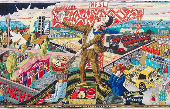 Grayson Perry's Tapestries