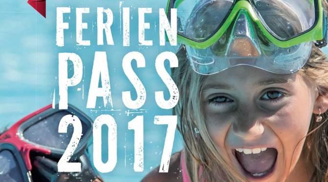 Der Ferienpass 2017 ist online