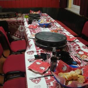 Auf gehts Weihnachtsfeiertag im jugendzentrum Wittmund Essen Weihnachten