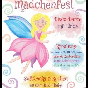 Mdchenfest im Juz mdchen party kreativ juz Wittmund tanzen spass